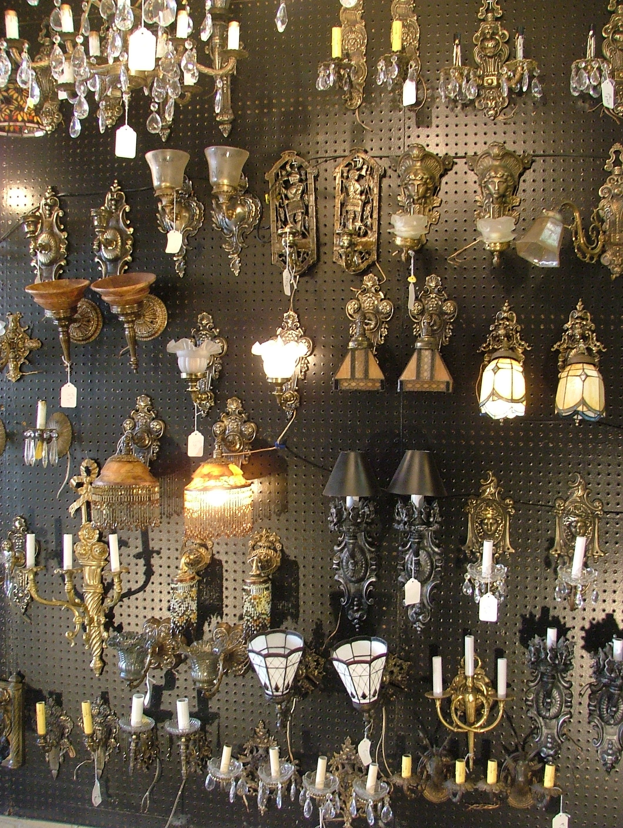 Antique Lighting Fixtures New York